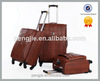 Four spinner wheels sky travel trolley bags