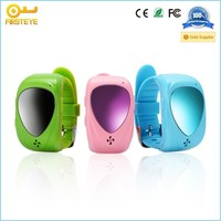 Smartwatch Wrist GPS Tracking kids cell phone watch Child Oldman Locator Track Mobile Device Children Safety