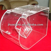 Clear Plastic Candy Display Containers For Wholesale