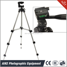 Travel Portable DSLR Camera Tripod Monopod Flexible Head with Carry Bag