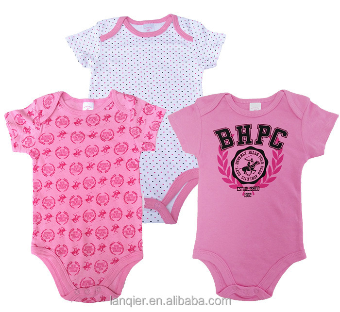 Clothing Child Baby Clothes Size For Cotton High Romper