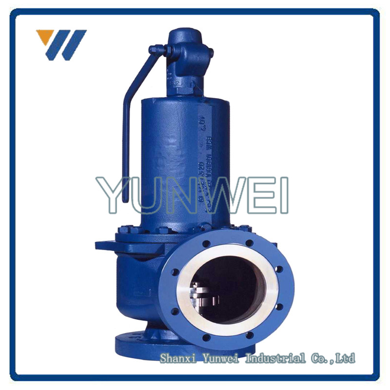 Ductile Iron Double Orifice Safety Valve Made in China