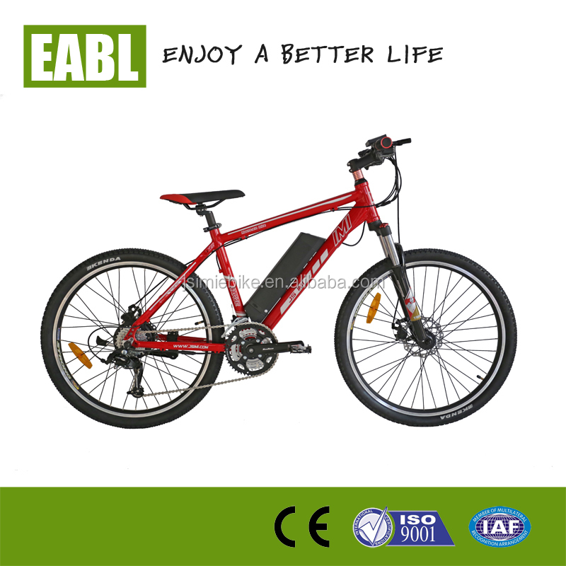 best selling front suspension electric moutain bike mtb for sale