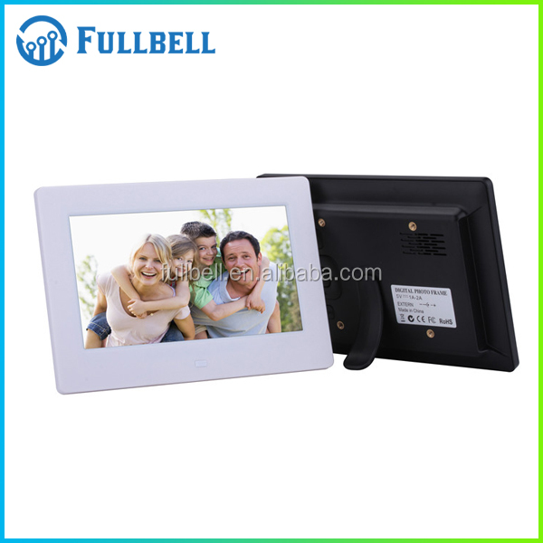 7 Inch Sex English Movies Full Hd Open Hot Sexy Girl Voice Recording Video Blue Film Digital Photo Frame