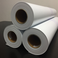 Premium Waterproof 260gsm RC Satin Inkjet Printing Photo Paper Roll