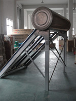 Unpressurized Bearing Solar Water Heaters Insulated Water Tank