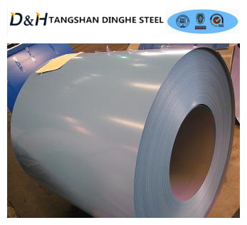 New design ppgi coil roof/color coated steel coil for all the ral colo with great price