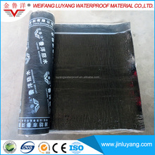 low price APP bitumen roofing membrane with plain surface