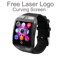 China manufacturer 240*240 pixel gsm smart watch phone