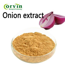CORVIN supply high quality red onion extract quercetin