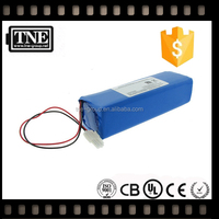 HOT JAPAN OEM factory 12v/11.1v lithium slim and thin long LED lights rechargeable lithium battery pack 12v 12ah li-ion battery