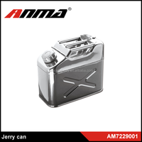 potable safety metal 20l stainless steel jerry can