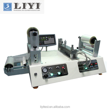 Lab Auto Adhesive Tape Film Coater Hot Melt Roll Coating Machine