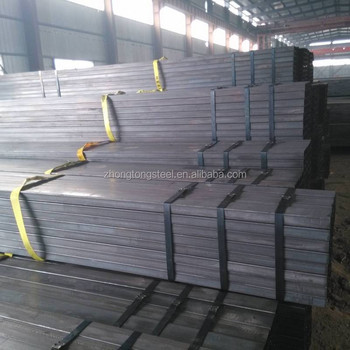 HEAVY OILED SQUARE STEEL TUBE HOLLOW SECTION