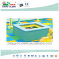 Indoor play areas equipment water bed