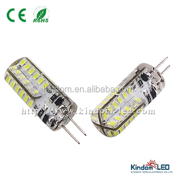 AC/DC12V silica glue G4 LED Light 2W 3014SMD 160LM