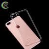 2017 ultra thin Smartphone Case for iPhone 7 case tpu soft clear transparent case cover for iPhone 7 7plus 6 6 plus 5 4