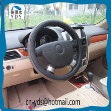 2016 new gold girl cooling ice silk steering wheel cover