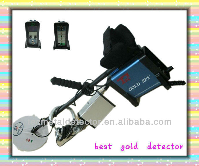 TEC 5000 Smart metal detector for gold prospecting,metal detector is deep