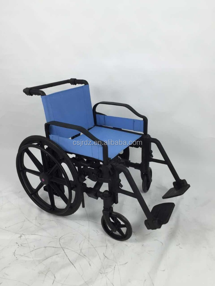 "JD-0405 20"" Wide Non-Ferrous Wheelchair"