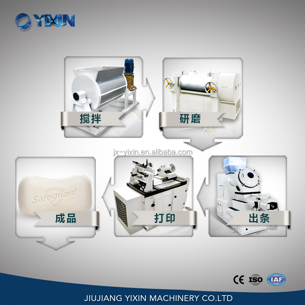Soap machine/soap making machine/ soap production line