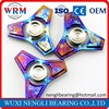 Brass spinners brass fidget spinner toy metal spinner with 606 bearing