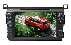 Car DVD for Toyota RAV4 2013 Navigation Multimedia Player with GPS 8inch Touch Screen