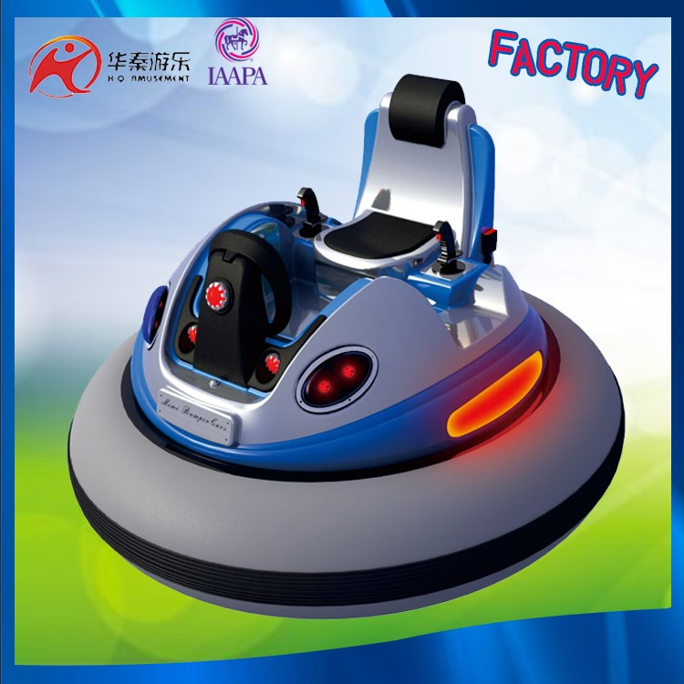 2016 Guangzhou amusement park UFO adults and kids 24V Battery powered inflatable go karts electric bumper cars for sale new