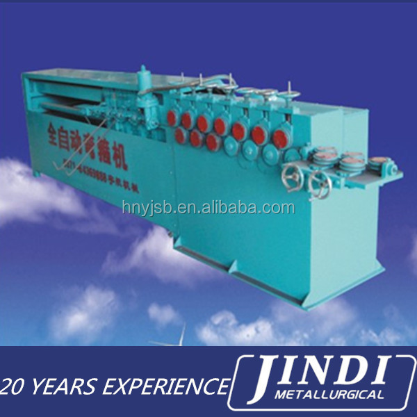 Construction rebar bending shape machine