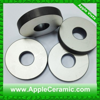 13*5.5*2.2mm PZT Piezo Ceramic Element for Ultrasonic Welder