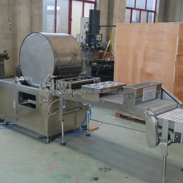 automatic spring roll crepe machine