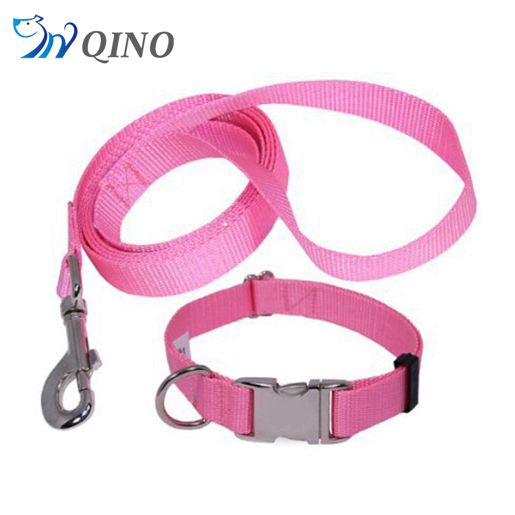 QN-A-1870 hot selling dog collars and leashes pet circle