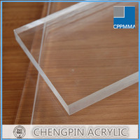 high gloss clear trasnaparent plastic acrylic sheet for fish tanks