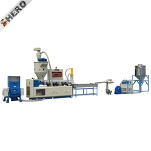 PE Waste Film Water Cooling Plastic Recycling Machine extruder machine plastic recycling