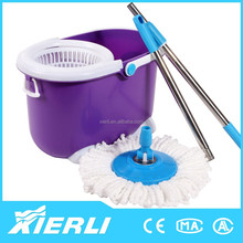 newest 360 easy new easy life floor QQ mop with dry clea bucket beasy operation system hottest selling with certification