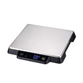 Accurate Large Platform 15kg Stainless Steel Electronic Kitchen Scale
