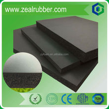 fireproof Heat Resistant Rubber Sponge for wholesale