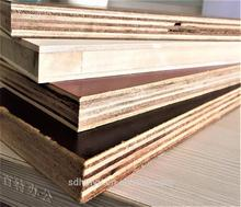 Plastic Film Faced Plywood with CE certificate