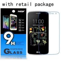Ultra-Thin Protective Film Explosion-proof Tempered Glass Screen Protector For LG K5 Mobile Phone Accessories