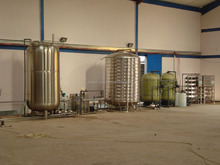 water purification and bottling machines for water factory