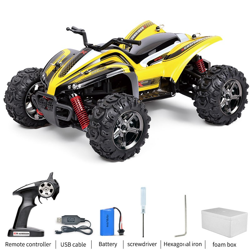 <strong>1</strong>:24 4WD 40km/h Car Highspeed Off-Road Vehicle 4wd rc