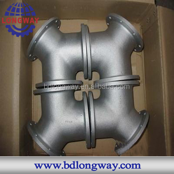 iron casting part agriculture machinery joint