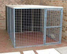 high quality stainless steel dog kennels