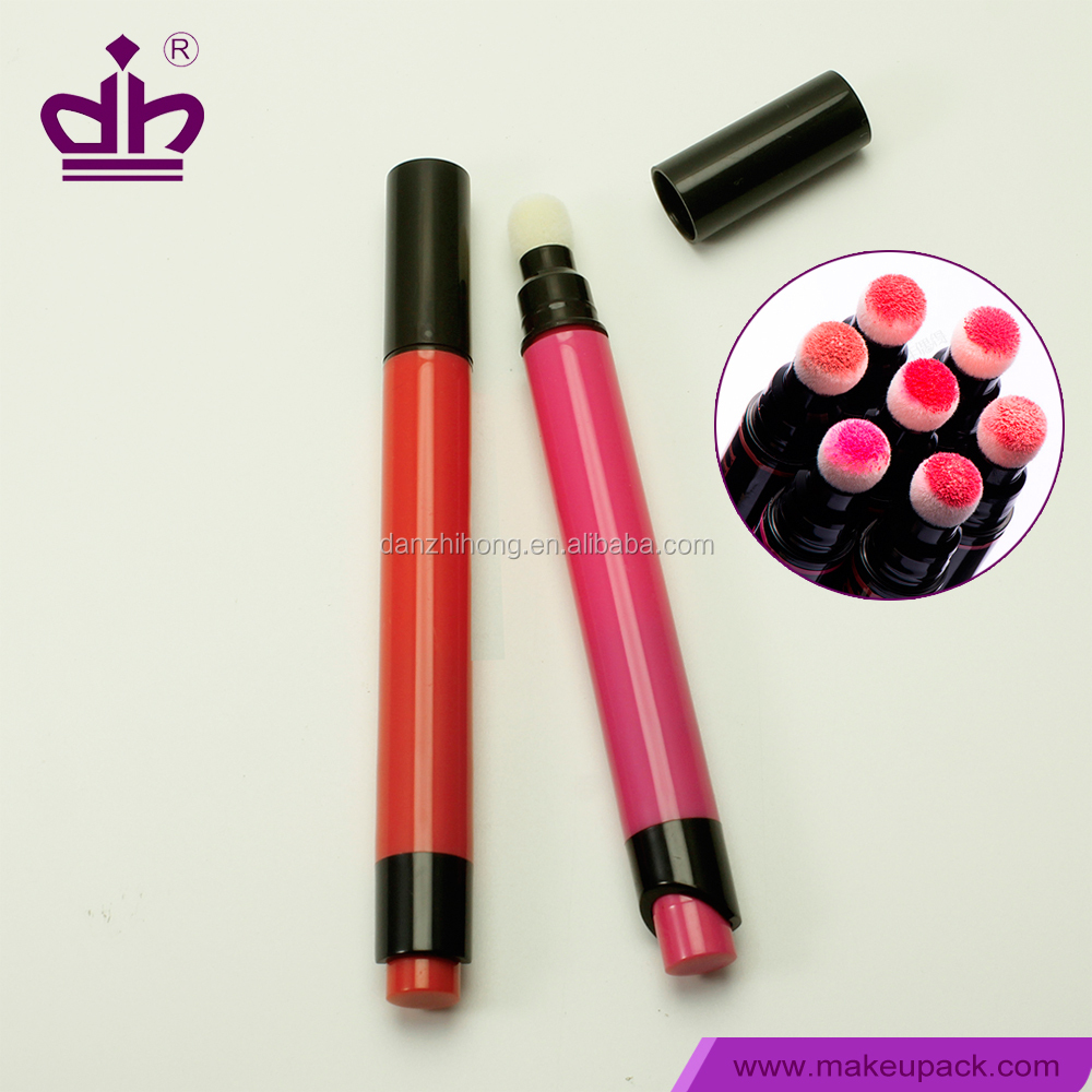Lip stick container air cushion plastic concealer pen packaging