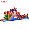 Great Amusement Park Recreational Games Obstacle Course Game
