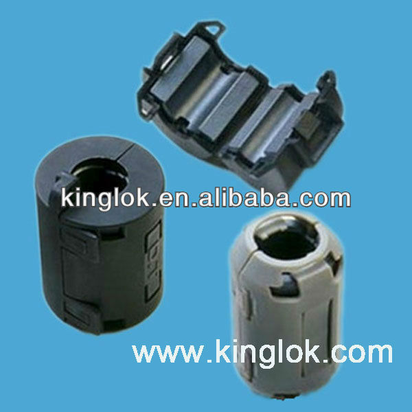 Flat Cable Sleeve Cores EMI Suppression Split Ferrite Core
