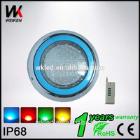 IP68 waterproof 12V 18W Pond Swimming Pool Led underwater Lights Wireless