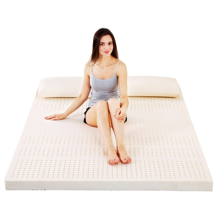 AD910 100% Hot selling latex mattress memory royal mattress - Jozy Mattress | Jozy.net