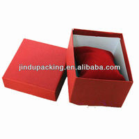 Delicate wrist watch storage paper cheap boxes