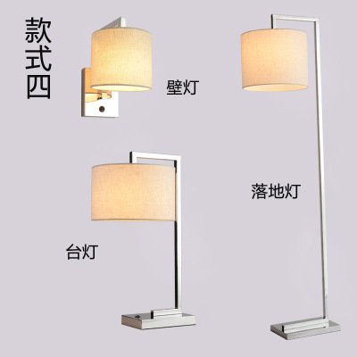 Modern luxury design Home decor bedroom adjustable bedside wall lamps bangladesh